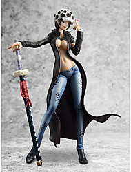 One Piece PVC 20cm Anime Action Figures Model Toys Doll Toy 1pc