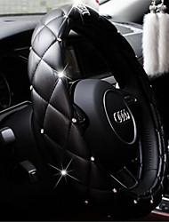 volante caso de cristal carro coroa de diamantes com volante