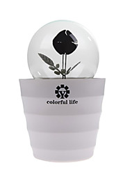 LED Romantic Rose Flower Bulb Lamp LightLED Home and Room Night Light Decoration Lighting
