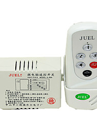 Energy-saving Four-way Wireless Digital Remote Control Switch