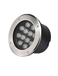 luzes subterrâneos LED (nota é 1W branco)
