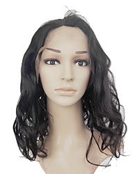 Full Frontal Lace Closure Body Wave Human Hair 360 Frontal