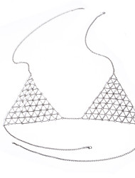 Body Jewelry/Body Chain Alloy Bikini Fashion Personalized Gold Silver 1pc