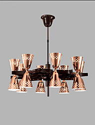 Postmodern Contracted Creative Art Glass Chandelier
