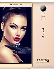 "VKWorld T1 Plus 5,95 "" Android 6.0 4G Smartphone ( Dual - SIM Quad Core 13 MP 2GB + 16 GB Grau / Rosa / Gold )"