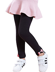 Girl Casual/Daily Solid Pants-Wool Blend Spring / Fall