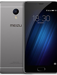 "Meizu 3s 5.0 "" Android 5.0 4G Smartphone (Dual SIM Octa Core 13 MP 2GB + 16 GB Grey / White)"