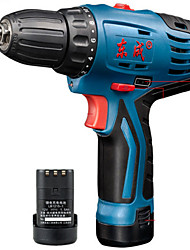 East Into A Power Tool Hand Drill Lithium Rechargeable Screwdriver DCJZ10-10B Two - Speed Electric Screwdriver