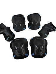 6 Sets Protection Gear Skateboarding Gear