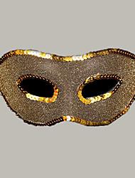 1pc le masque princesse partie pour costume de halloween couleur aléatoire