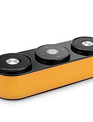 outdoor auto-falante portátil esporte Bluetooth graves arma dom criativo