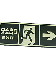 Fire Safety Export Signage Signs (A Pack Of 3  A Pack Of A Sale)