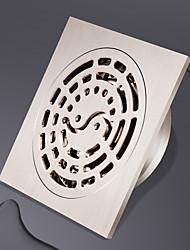 Gadget de Salle de Bain / Nickel brossé / Autre /10*10*4cm /Laiton /Traditionnel /10cm 10cm 0.40kg
