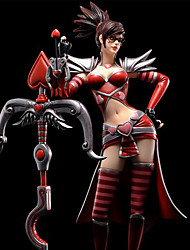 Cosplay  LOL PVC 25cm Anime Action Figures Model Toys Doll Toy