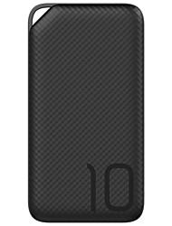 10000mAhmAhbanco do poder de bateria externa Ultra Fino 10000mAh 10000 Ultra Fino