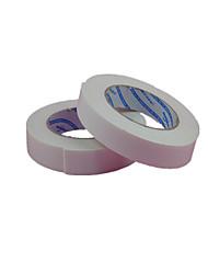 (Примечание упаковка 10 размер 300см * 1.8cm *) белый губка двусторонней клейкой