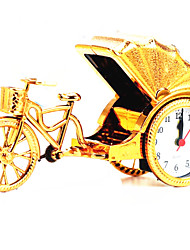 Riksha Type Creative Clock