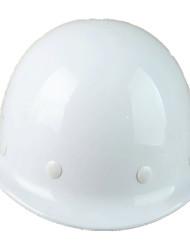 respirante casques de haute qualité casque style abs (blanc)