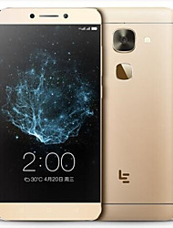 "le2 x621 5.5 "" Android 6.0 Handy ( Dual - SIM Deca Core 16MP 4GB + Andere Gold )"