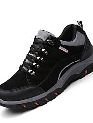 Femme-Décontracté-Noir / Vert / Gris-Talon Plat-Confort-Chaussures d'Athlétisme-Polyuréthane
