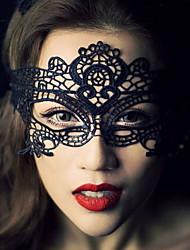 Masken / Sexy Lace Mask Schmetterling Festival Versorgung For Halloween / Maskerade 1Pcs
