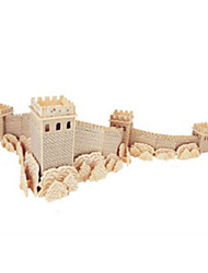 Jigsaw Puzzles Wooden Puzzles Building Blocks DIY Toys Great Wall 1 Wood Ivory Puzzle Toy