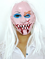 1PC A Face Mask Of Terror For Halloween Costume Party