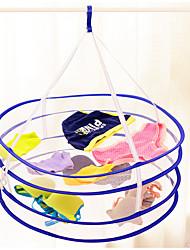 panier à double pont de séchage de pliage blanchisserie (couleur aléatoire)
