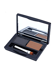 Eyebrow Powder Shimmer Coloured gloss / Long Lasting Multi-color Eyes 1 2 HANYASHI