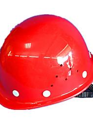 High Strength Fiberglass Helmet (Red)