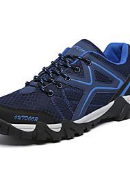 Men's Boots Spring / Fall Comfort PU Casual Flat Heel  Blue / Red / White / Royal Blue / Khaki Sneaker