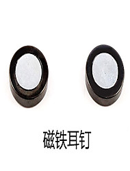 Earring Non Stone Clip Earrings Jewelry Women / Men Party / Daily / Casual / Sports Stainless Steel 1pc As Per Picture