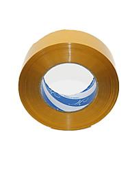 (Pack 2 tamanho amarelo 150m * 4,4 centímetros * nota) fita de vedação