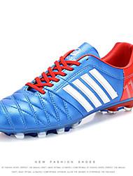 Femme-Décontracté / Sport-Noir / Bleu / Vert / Violet / Rouge-Talon Plat-Confort-Chaussures d'Athlétisme-Similicuir