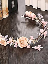 Women's Rhinestone / Alloy / Imitation Pearl Headpiece-Wedding / Special Occasion / Casual / Outdoor Headbands 1 Piece