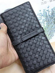 Women Sheepskin Professioanl Use Wallet