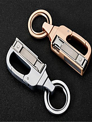 Men 'S High - End Automotive Metal Key Ring