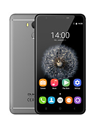 "OUKITEL U15 PRO 5.5 "" Android 6.0 Handy ( Dual - SIM Octa Core 16MP 3GB + 32 GB Grau / Gold / Rosig )"
