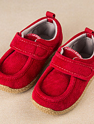 Girl's Loafers & Slip-Ons Others Fleece Casual Blue / Pink / Red