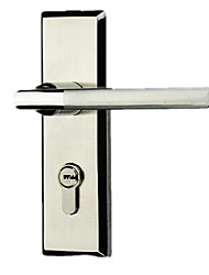 Stainless Steel Single Tongue Handle Door Lock