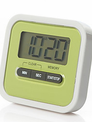 Lazy Cooking Timer (Green)
