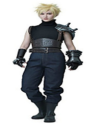 Cosplay Costumes Movie/TV Theme Costumes Movie Cosplay Black Solid Top / Pants Halloween Unisex Uniform Cloth