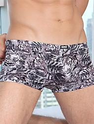 Herren Boxer – Unterhosen Nylon