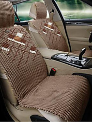 Car Cushion Ice Silk Hand-Made Cushion