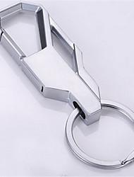 chave do carro pingente de homens anel de metal de metal