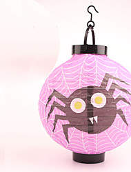 1PC Luminous Paper Lanterns For Halloween Costume Party