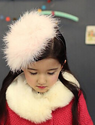 1pc petit chapeau bande de cheveux pour costume de halloween couleur aléatoire