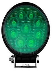 BOORIN A Fil Others Green green led work light led spotlights 27w lamp Noir