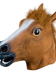 1PC  Horsehead Halloween Mask Festival Ornaments