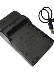 FNP60 Micro USB Mobile Camera Battery Charger for FujiFilm FNP60 FNP120 K5000 K5001 DB-L50 CNP30 D-Li12 D-L17